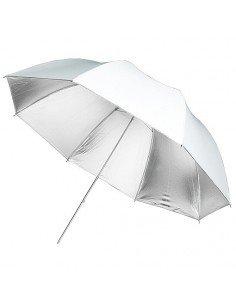 Rotula multifuncion tipo E para flash y paraguas con espiga rosca 1/4 y 3/8
