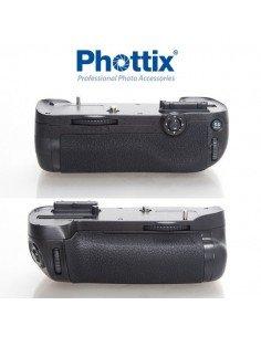 Empuñadura Phottix BG-D600 Serie Premium para Nikon D600 y D610