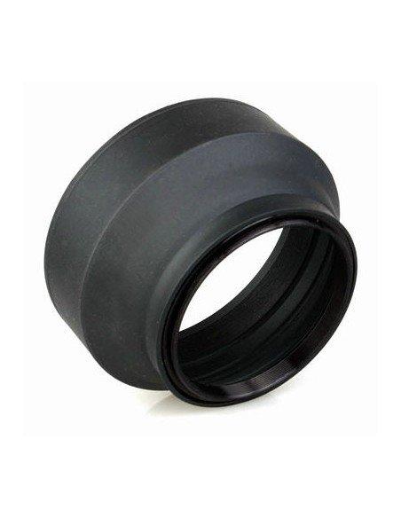 Parasol retráctil de goma a rosca diámetro 37mm