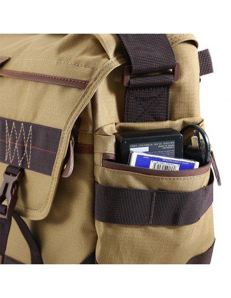Flash Gloxy TTL GX-F990 para Nikon con difusor y funda