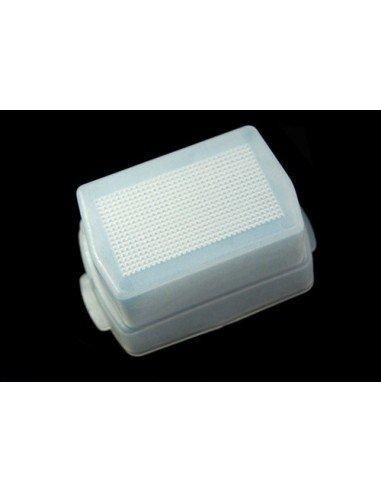 Difusor para Flash de plástico modelo FC-26C