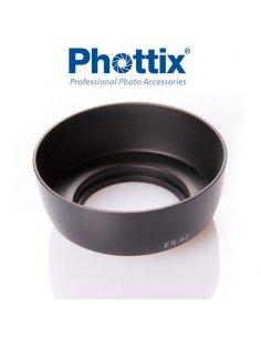 Parasol Phottix ES-62 para Canon EF 50mm f/1.8 II