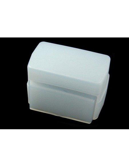 Difusor para Flash de plástico Nikon SB-600 modelo FC-26D
