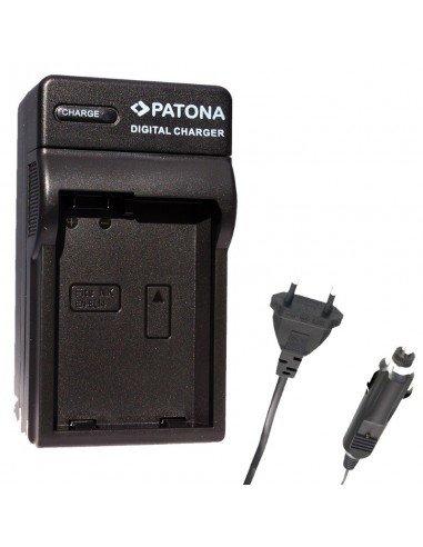 Cargador Patona EN-EL14 Infochip para Nikon Coolpix P7000 P7100 P7700 P7800
