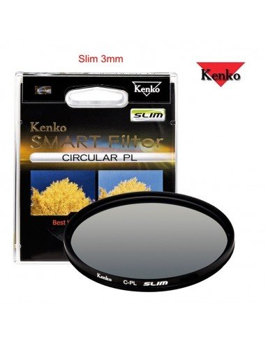 Filtro Kenko Polarizador circular PLC SLIM 77mm