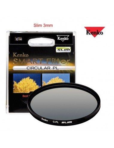 Filtro Kenko Polarizador circular PLC SLIM 82mm