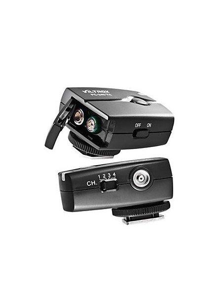 Disparador flash para Nikon D800, D700, D300, D200, D300s, D3, D4
