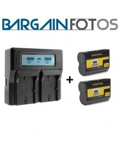 Disparador flash FC-240 para Canon 10D 20D 30D 40D 50D