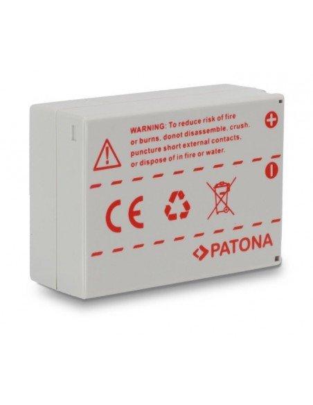 Batería Patona NB-7L para Canon Powershot G10 G11 G12 SX30 IS