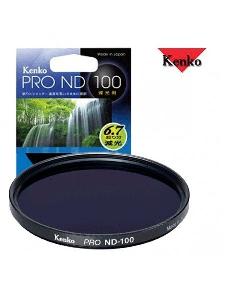 Filtro Kenko Pro ND100 6,7 pasos 72mm