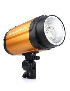 Batería externa Godox Propac PB820S con cable para flashes Canon