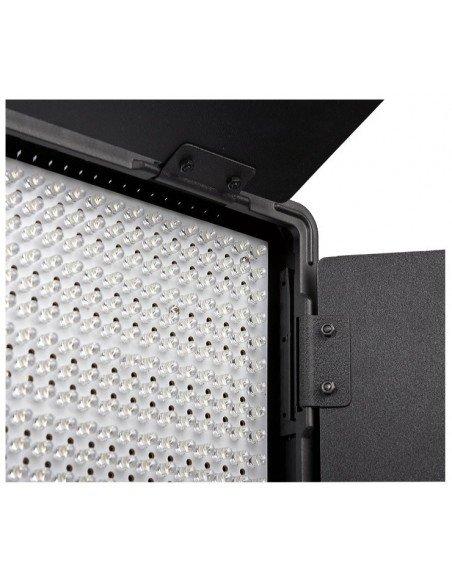 Kit 2 paneles LED CN-600CSA bi-color con aletas