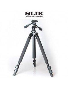 Trípode Slik Pro 340 HD A.M.T. + Rótula SH-736HD