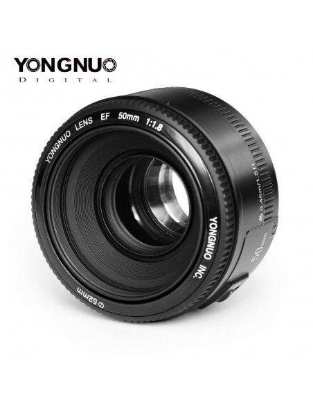 Objetivo Yongnuo EF Yn-50mm f/1.8 para Canon