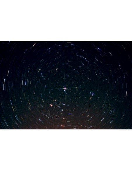 Filtro estrella circular giratorio 6 puntas 77mm
