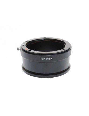 Anillo adaptador para objetivos Nikon Al (excepto serie G) en cámaras Sony NEX