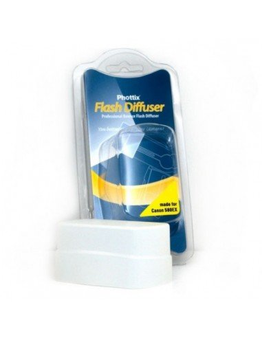 DIFUSOR DE FLASH Phottix para Sigma EF-530, EF530
