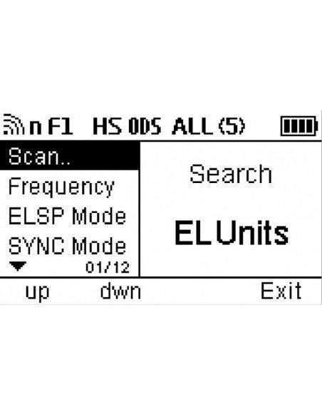 Elinchrom El-Skyport HS Plus para Canon