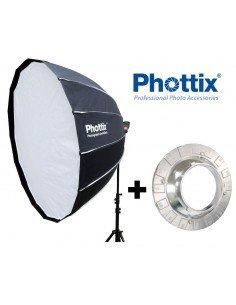 Ventana de luz Phottix Hexa-Para 150cm (sin bastidor)