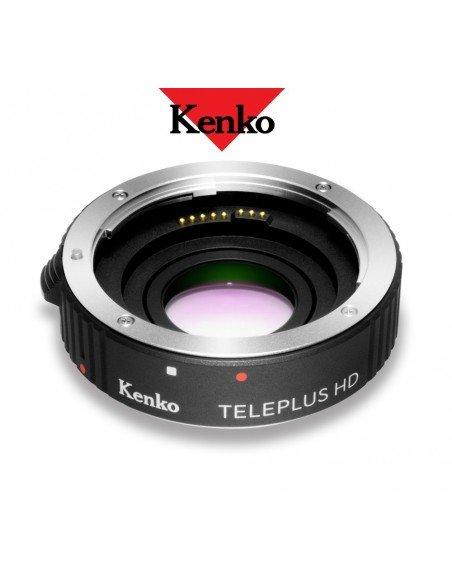 Duplicador Kenko Teleplus HD DGX 1.4x para Canon EF y EF-S