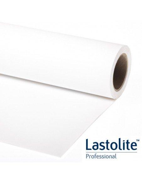 Fondo de cartulina Lastolite 9001 Super blanco 2,75 x 11m