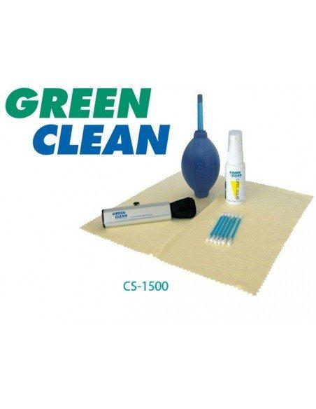 Kit limpieza multifuncional Green Clean CS-1500