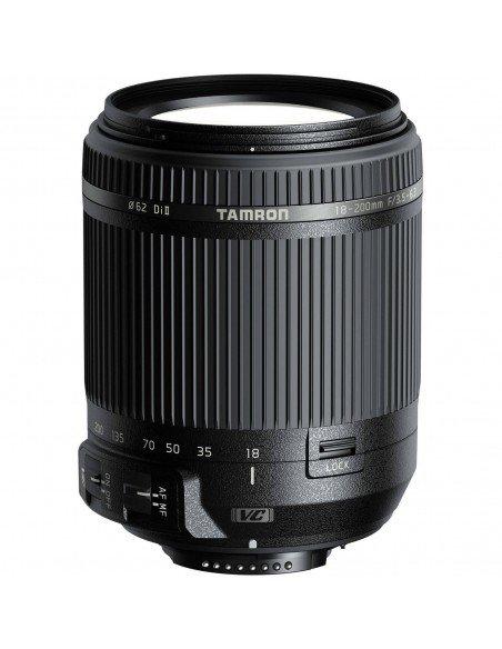 Objetivo Tamron 18-200mm F/3.5-6.3 Di II VC para Canon