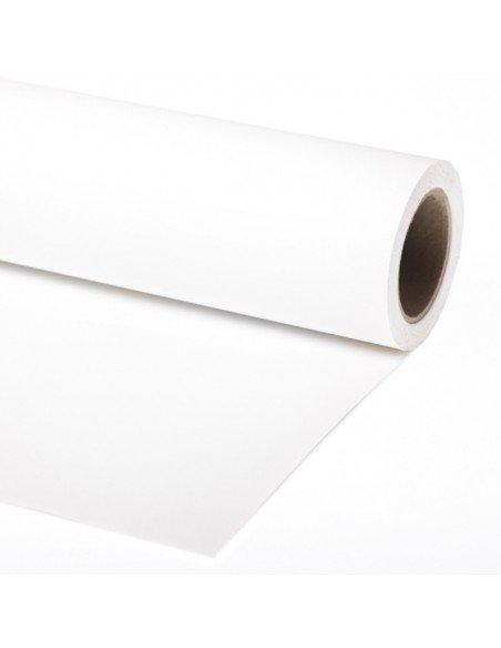 Fondo de cartulina Super blanco 3,55 x 30m