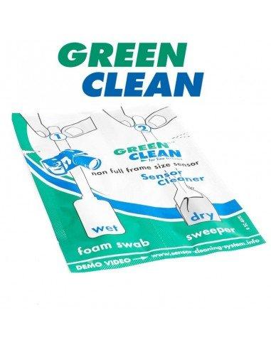 Kit limpieza sensor Green Clean wet + dry Non Full Frame
