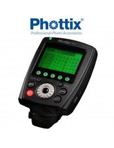 Emisor Phottix Odin II TTL HSS para Canon