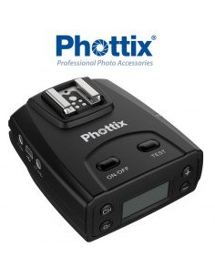 Receptor Phottix Odin II TTL HSS para Canon