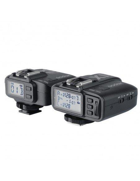 Disparador Godox X1 TTL HSS para Canon