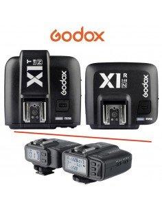 Disparador Godox X1 TTL HSS para Nikon
