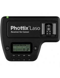 Sistema de disparo de flash Phottix Laso TTL HSS