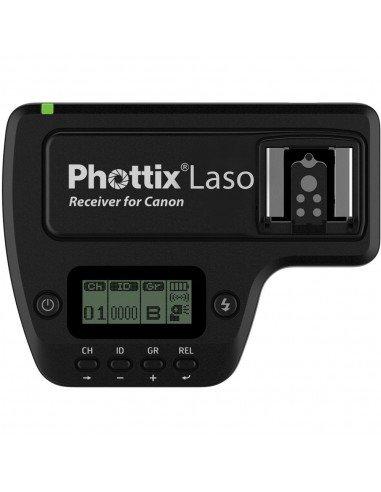 Sistema de disparo de flash Phottix Laso TTL HSS