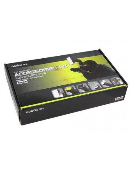 Kit de accesorios Godox para Flash
