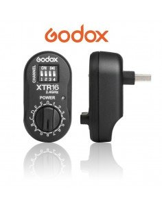 Receptor adicional Godox  XTR-16 para Trigger XT-16
