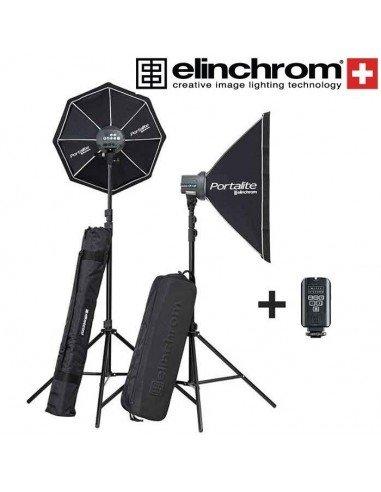 Kit Elinchrom D-LITE RX ONE/ONE Softbox To Go