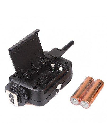 Transceptor adicional para flash Cells II