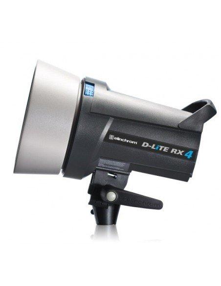 Kit de iluminación Elinchrom 3 flashes D-Lite RX 4 To Go