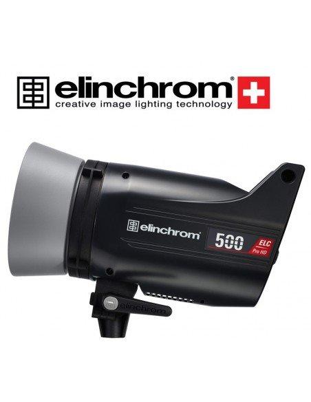 Flash compacto Elinchrom ELC Pro HD500