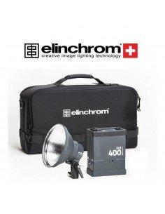 Kit Elinchrom ELB 400 Hi Sync To Go