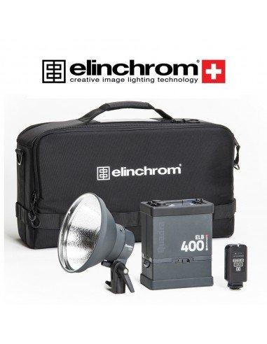 Kit Elinchrom ELB 400 Pro To Go con transmisor El-Skyport Plus