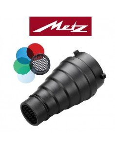 Kit de Spot Metz Snoot SN-18 montura Bowens | BargainFotos