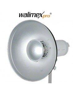 Beauty Dish Walimex universal para Multiblitz P, 56cm
