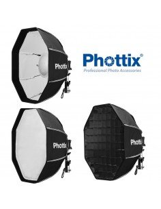 Beauty Dish/Softbox Phottix Spartan 50cm (sin bastidor)