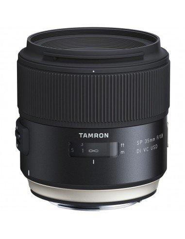Objetivo Tamron 35mm f/1.8 Di VC USD para Nikon
