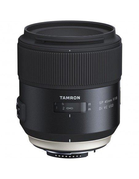 Objetivo Tamron 45mm f/1.8 Di VC USD para Canon