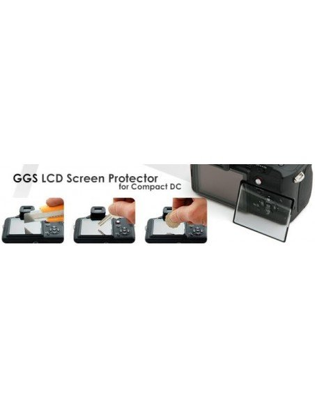 GGS PROTECTOR PANTALLA CRISTAL para Olympus E-450, E450