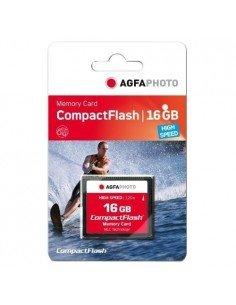 Memoria Compact Flash AgfaPhoto 16GB 300x